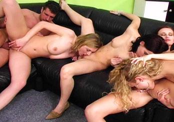 Girl fuck by men 7